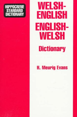 Welsh-English English-Welsh Dictionary