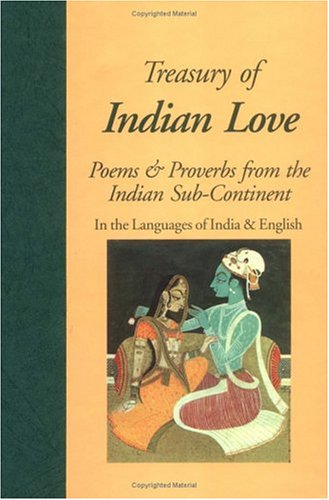Hippocrene Treasury of Indian Love Poems, Quotations & Proverbs, Nicholas Ande