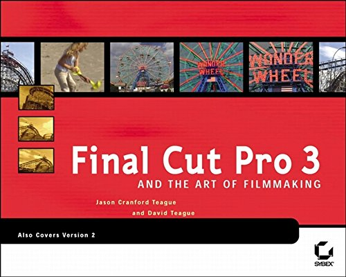 Final Cut Pro 3 Filmmaking