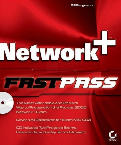 Book Cover: Network+ Fast Pass