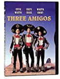 Three Amigos! - movie DVD cover picture