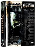 Todd McFarlane's Spawn - The Ultimate Collection (Animated Series) - movie DVD cover picture