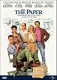 The Paper - movie DVD cover picture