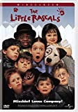 The Little Rascals - movie DVD cover picture