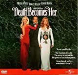 Death Becomes Her - movie DVD cover picture