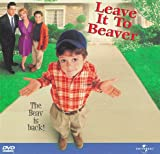 Leave It to Beaver - movie DVD cover picture