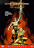 Conan the Barbarian - movie DVD cover picture