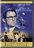 To Kill a Mockingbird (Collector's Edition) - movie DVD cover picture