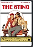 The Sting - movie DVD cover picture