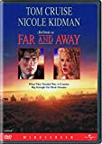 Far and Away - movie DVD cover picture