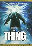 The Thing - Collector's Edition - movie DVD cover picture