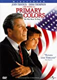 Primary Colors - movie DVD cover picture