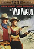 The War Wagon - movie DVD cover picture