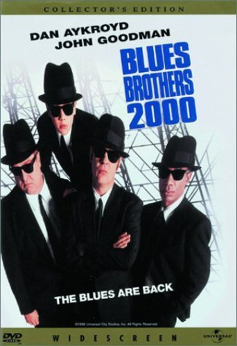 Blues Brothers 2000 / Братья Блюз 2000 (1998)