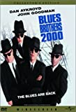 Blues Brothers 2000 - movie DVD cover picture