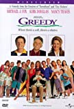 Greedy - movie DVD cover picture