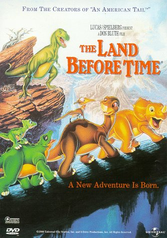Land Before Time, The / Земля до начала времен (1988)