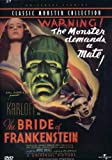 The Bride of Frankenstein - movie DVD cover picture