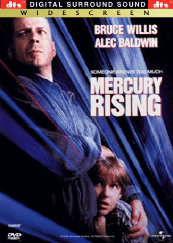 Mercury Rising / Меркурий в опасности (1998)