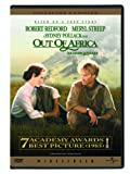 Out of Africa - movie DVD cover picture