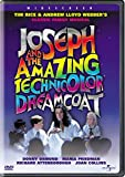 Joseph and the Amazing Technicolor Dreamcoat - movie DVD cover picture