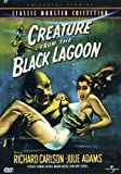 Creature from the Black Lagoon - movie DVD cover picture