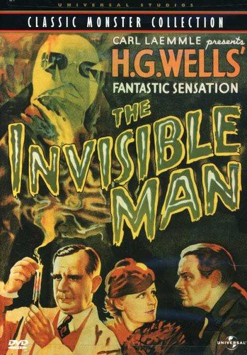 The Invisible Man cover