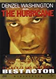 The Hurricane - movie DVD cover picture
