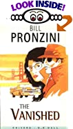 The Vanished (G K Hall Large Print Book Series (Paper)) [LARGE PRINT] by  Bill Pronzini (Paperback - January 2000)