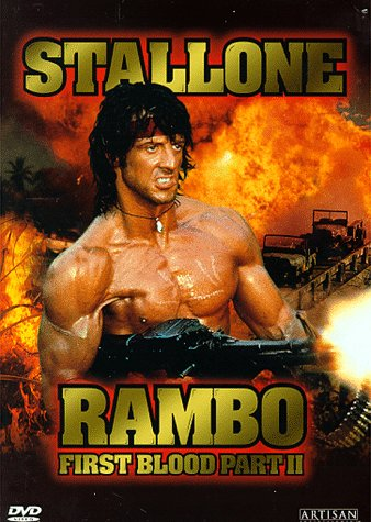Rambo: First Blood (Part 2) / �����: ������ ����� (����� 2) (������� �������) (1985)