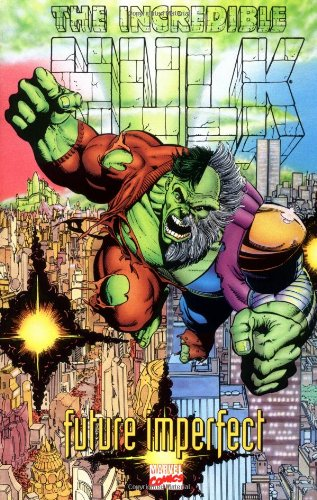 Incredible Hulk: Future Imperfect Cover