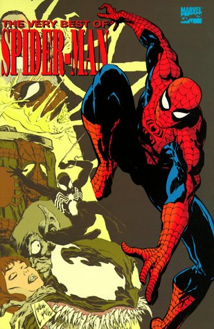 The Very Best Of Spider-Man Cover