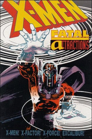 X-Men: Fatal Attractions Cover