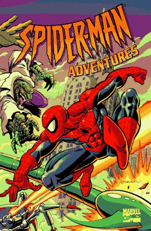 Spider-Man Adventures Cover
