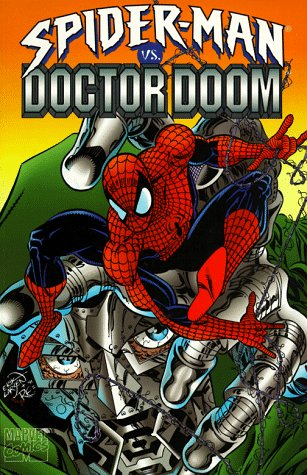 Spider-Man vs. Doctor Doom Cover