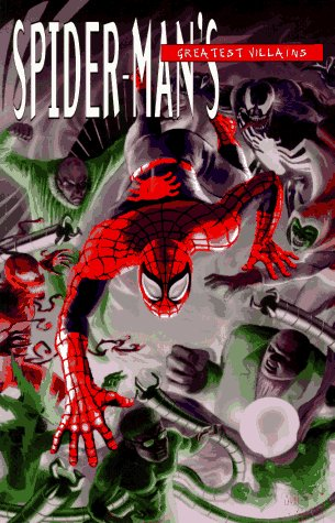 Spider-Man's Greatest Villains Cover