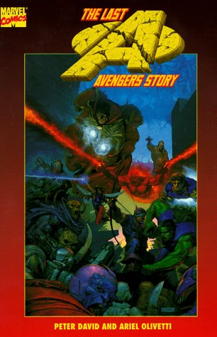 The Last Avengers Story Cover
