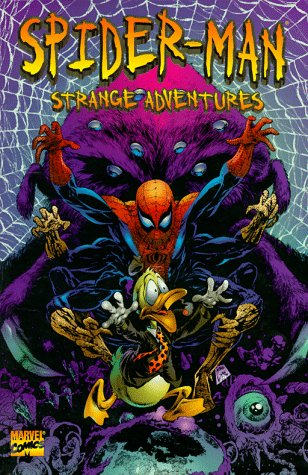 Spider-Man: Strange Adventures Cover