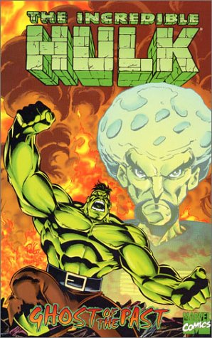 Hulk: Ghost Of The Past Cover