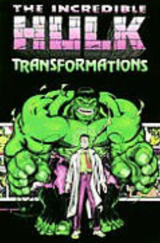 Hulk: Transformations Cover