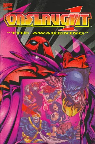 Onslaught Vol. 1: The Awakening Cover