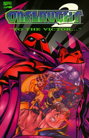 Onslaught Vol. 2: To The Victor Cover