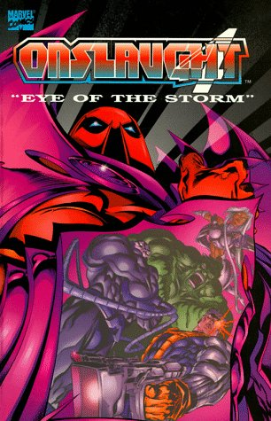 Onslaught Vol. 4: Eye Of The Storm Cover