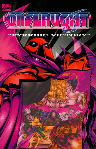 Onslaught Vol. 6: Pyrrhic Victory Cover