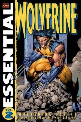 Essential Wolverine Vol. 2  Cover