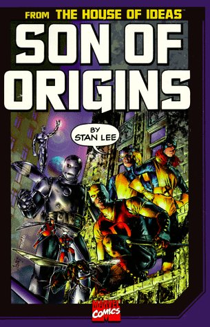Son Of Origins Of Marvel Comics (1997 Edition) Cover
