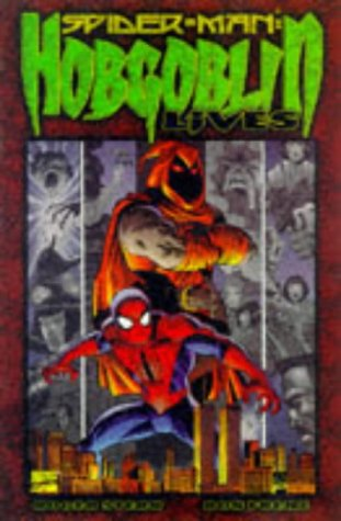 Spider-Man: Hobgoblin Lives Cover