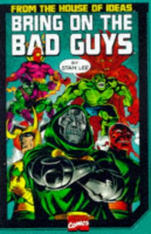 Bring On The Bad Guys (1998 Edition) Cover