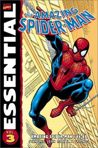 Essential Spider-Man Vol. 3 (2002 Edition) Cover