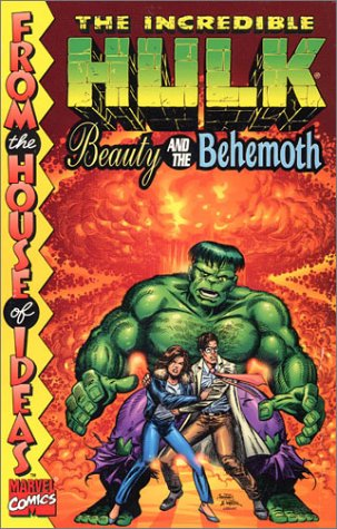 Incredible Hulk: Beauty And The Behemoth Cover